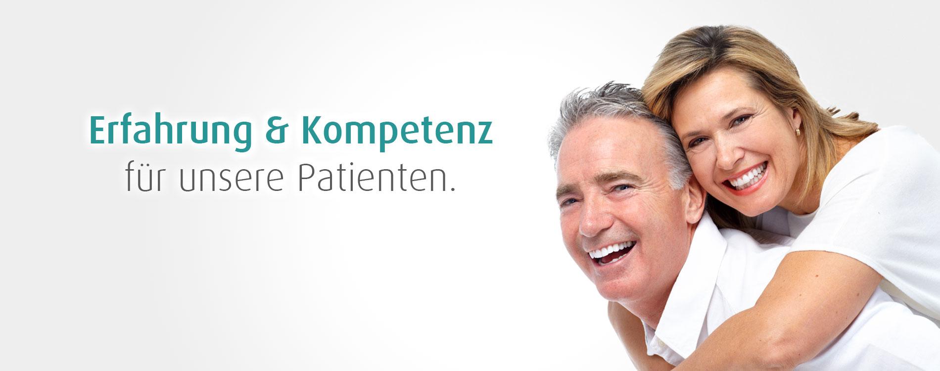 Zahnersatz nach All-on-4: Erfahrung & Kompetenz für unsere Patienten
